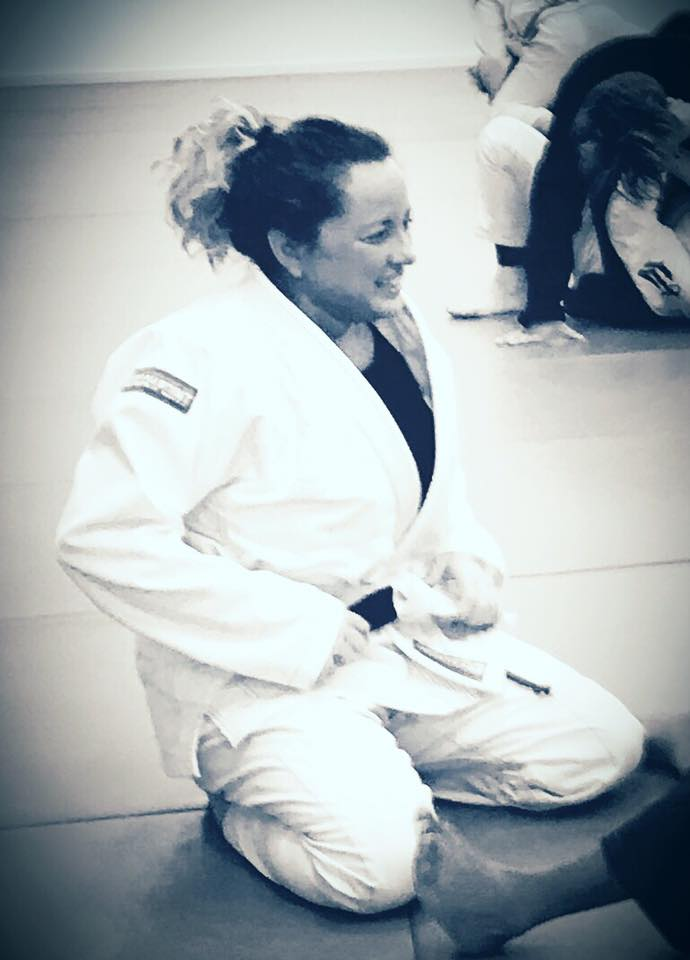 Girl in a Gi – an unexpected journey